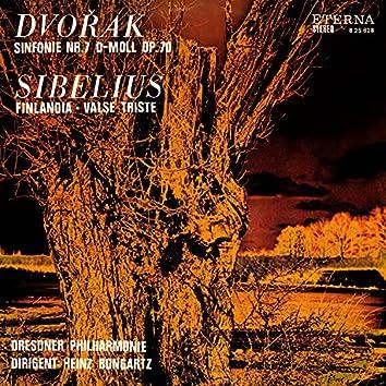 Dvořák: Sinfonie No. 7 / Sibelius: Finlandia - Valse Triste