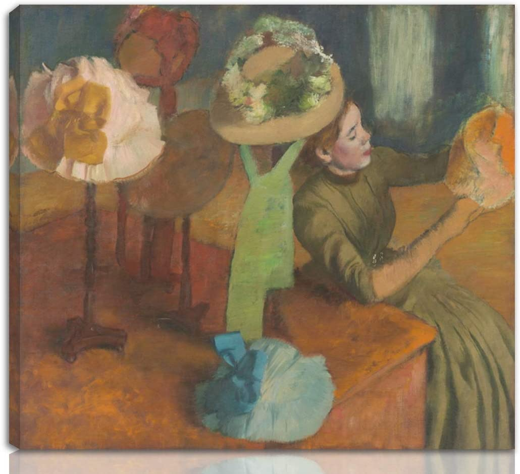 Berkin Large discharge sale Arts Edgar Degas Stretched SALENEW very popular! Print On Canvas-Famous Giclee