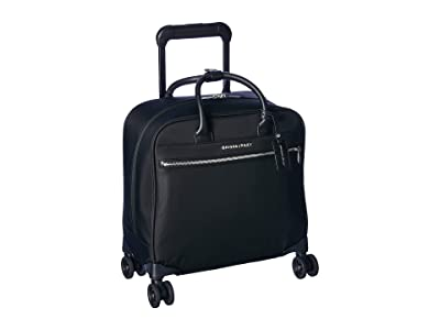 Briggs & Riley Cabin Medium Spinner (Black) Carry on Luggage