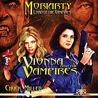 Vionna and the Vampires cover art