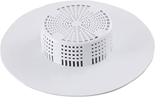 LDR Industries Drain Protector 501 3400, White