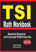TSI Math Workbook: Abundant Exercises and Two  Full-Length TSI Math Practice Tests