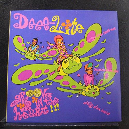 Deee-Lite - Groove Is In The Heart / What Is Love? - Elektra