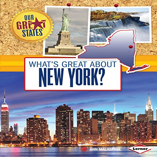 What's Great About New York? cover art