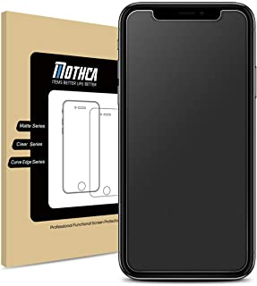 Mothca Matte Screen Protector Compatible with iPhone XS/iPhone X/iPhone 11 Pro Anti-Glare..