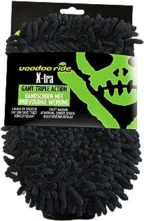 Voodoo Ride VR180140 Extra Wash Mitt Waschhandschuh mit 3 Funktionen, Green