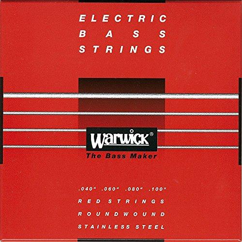 Warwick RedLabel 040-100 - Cuerdas para bajo eléctrico