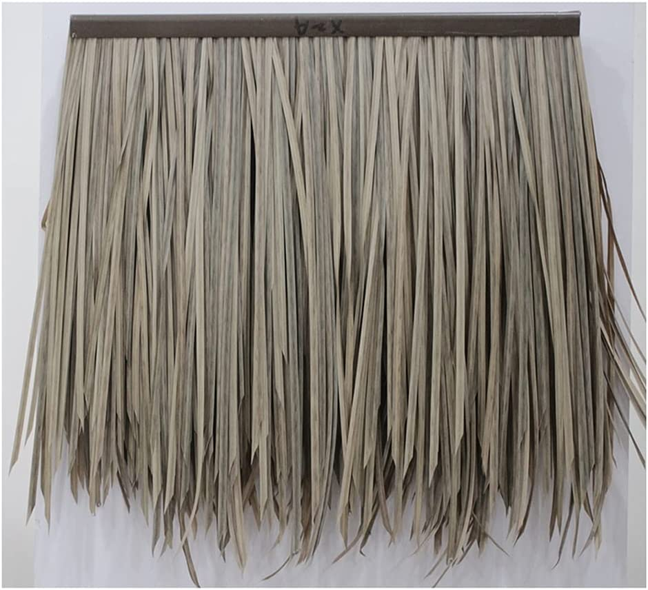 Fake Thatch Brick Palm Grass Roll Trust Th Our shop OFFers the best service Artificial Simulated