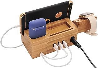 iphone wooden dock