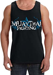 Muay Thai Fighting Stryker Adult Tank Top Shirt MMA UFC Tapout BJJ NHB