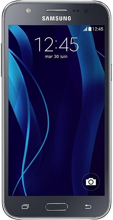 Samsung galaxy j5 smartphone, nero SM-J500FZKAXEF