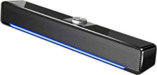 $34 » CHYA Portable Powerful Bluetooth Speaker,USB Bluetooth Speaker Wired Computer Speaker,Bass Stereo Powerful Music Player Su...