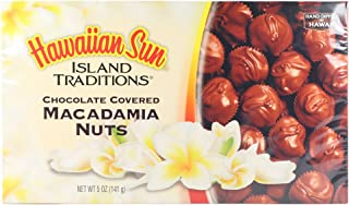 Best hawaiian sun chocolate covered macadamia nuts Reviews