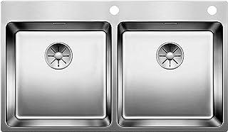 Blanco Andano 400/400-IF/A Edelstahl Auflagespüle Spülbecken Küchenspüle