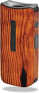 MightySkins Skin Compatible with Davinci Iq Vape - Knotty Wood | Protective, Durable, and Unique Vinyl Decal Wrap Cover | Easy to Apply, Remove, and Change Styles | Made in The USA