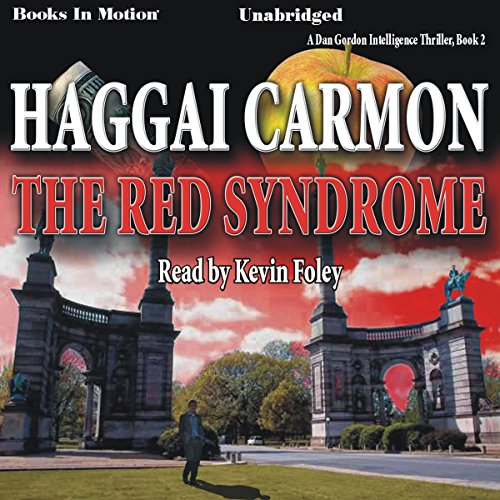 The Red Syndrome audiobook cover art