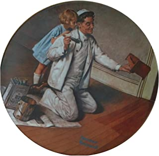 Collectible Plate #15992 Norman Rockwell