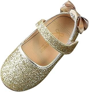 Chaussures premiers pas pour b/éb/é rouge Red 23 fille hunpta