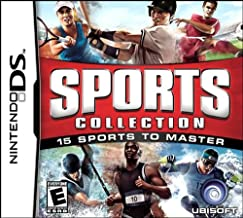 sports collection ds