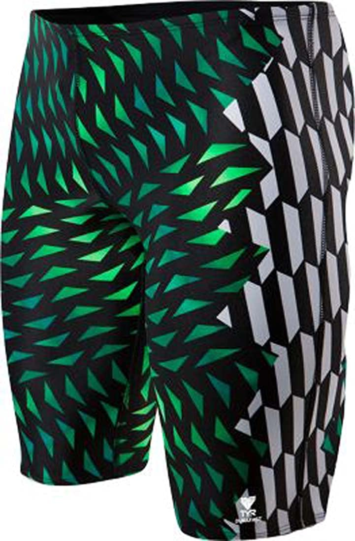 TYR SPORT Men's Cobra Kai All Indefinitely Over Beauty products Swimsuit Jammer