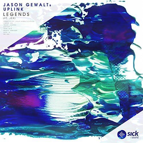 Jason Gewalt, Uplink & Jex