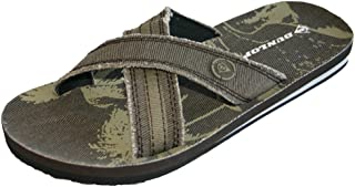 Dunlop DMP565 Men's Boy's Slip On Flip Flops Sandal Beach Strap Shoes Size 6-11