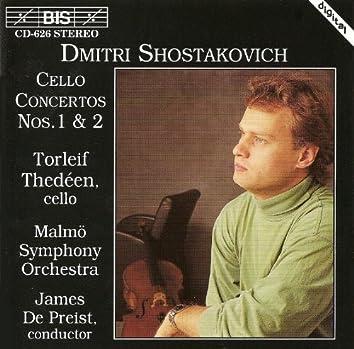 Shostakovich: Cello Concertos Nos. 1 & 2