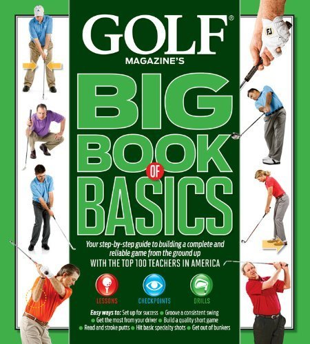 Golf Magazine: The Best Putting Instruction Book Ever! (Book & DVD) by Golf Magazine (8-Feb-2013) Hardcover