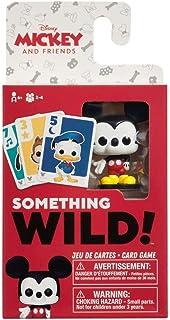 Funko- Signature Games: Something Wild-Mickey & Friends Disney, 51893, Multi-Colour