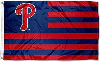 WinCraft MLB Philadelphia Phillies Nation Flag 3x5 Banner