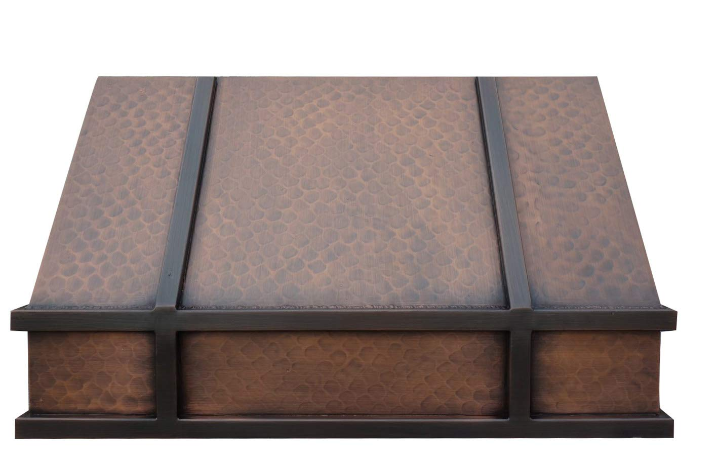 Sinda - Campana de cobre con soplador centrífugo de alto flujo de aire, incluye forro SUS 304