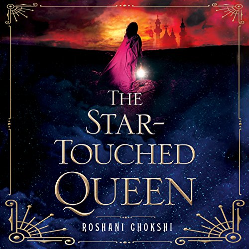 The Star-Touched Queen                   By:                                                                                                                                 Roshani Chokshi                               Narrated by:                                                                                                                                 Priya Ayyar                      Length: 9 hrs and 22 mins     8 ratings     Overall 4.0