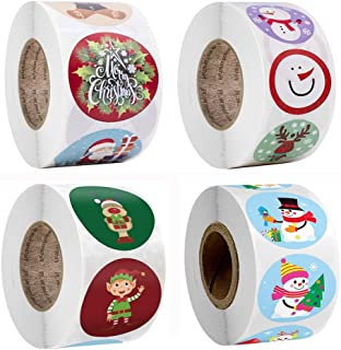 Haosell 480 pezzi 1,5 pollici forza fai da te con amore etichetta carta sigillatura etichette adesivi rotondi autoadesivi regalo adesivi per regalo Homemade with Love Sticker