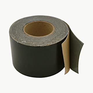 """Pro Tapes 41667 Butyl Pro Flex Patch and Shield Tape, -70 to 200 Degree F Performance Temperature, 15 pound per inch Tensile Strength, 50` Length x 4"""" Width, Black"""
