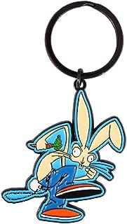 Blink 182 Bunny Rabbit Stan Split Personality Keychain Mark Hoppus TSURT