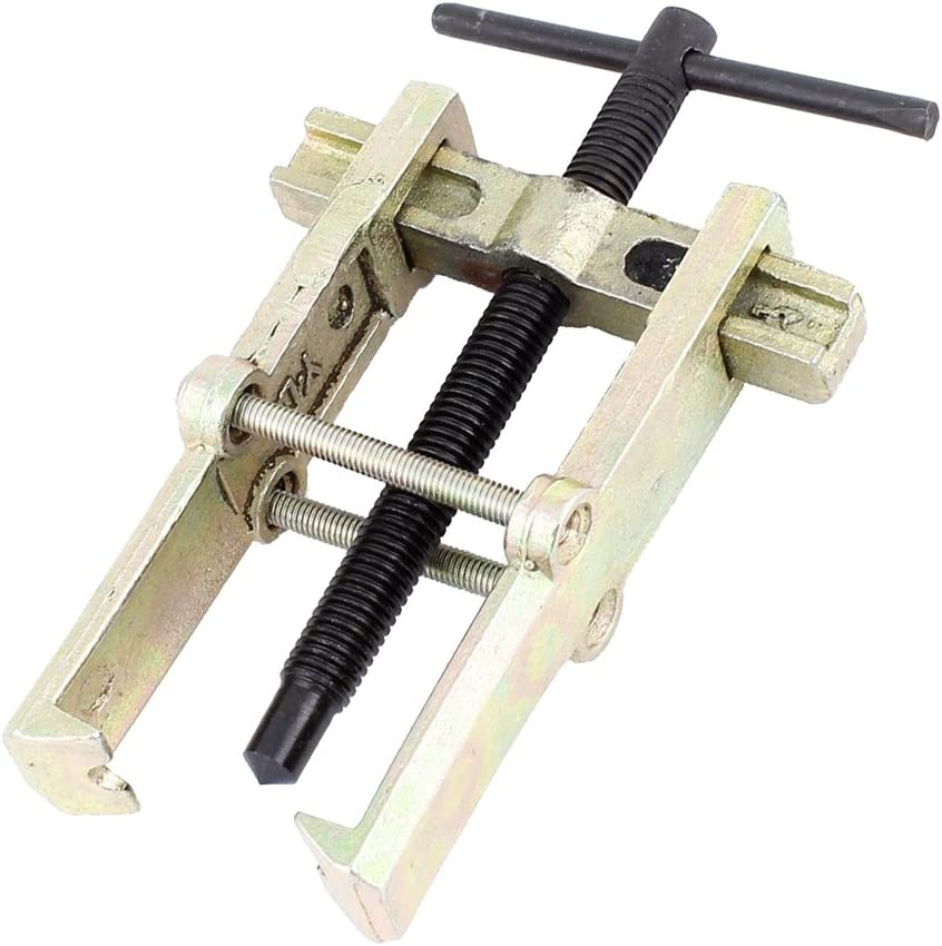 As Described LOVIVER 2-Jaw Leg Gear Bearing Puller Remover 3-8 Inch Two Jaw Gear Puller Remover 100mm
