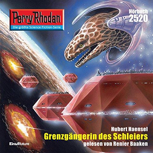 Grenzgängerin des Schleiers (Perry Rhodan 2520) Titelbild