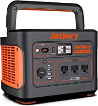 Jackery ポータブル電源 1000 超大容量278400mAh/1002Wh 家庭アウトドア両用バックアップ電源 PSE認証済 純正弦波 MPPT制御方式採用 AC(1000W 瞬間最大2000W)/DC/USB出力 四つの充電方法 液晶...