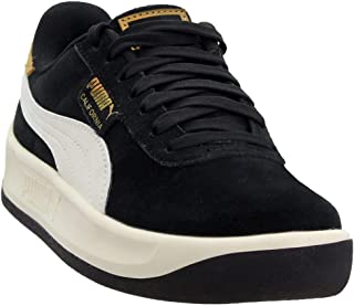PUMA Womens California Metallic Casual Sneakers,