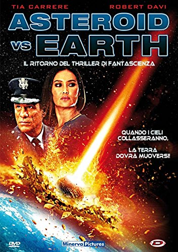 Dvd - Asteroid Vs Earth (1 DVD)