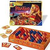 Ravensburger 26656 - Der zerstreute Pharao - Gesellschaftsspiel für die ganze Familie, für Erwachsene und Kinder ab 7 Jahren, 1-5 Spieler - Schätze suchen, die besten Familienspiele
