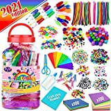 FunzBo Arts and Crafts Supplies for Kids -...