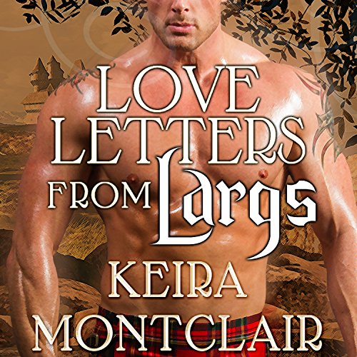 Love Letters From Largs audiobook cover art
