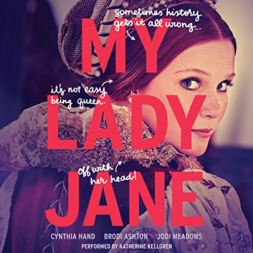 Couverture de My Lady Jane