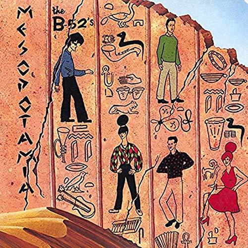 The B-52's - Mesopotamia (ITA 1982 Island ISSP 4006) EP 12' / NM