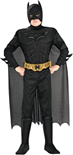 Rubie's Costume Co Deluxe Muscle Chest Batman Costume, Large, Large