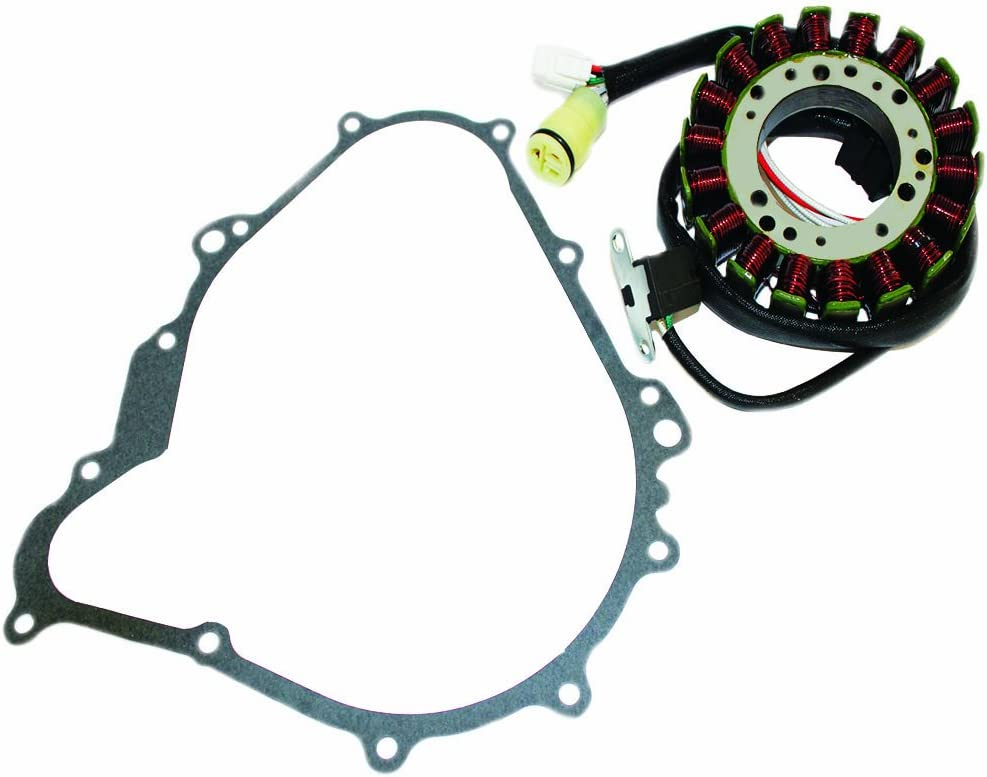 Caltric Stator Gasket Sale special price Compatible With Outstanding Rhino Yxr45F Yamaha 450