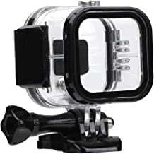 Liuzheng Waterproof ST-214 Waterproof Protective Skeleton Housing Case with Bracket for GoPro HERO5 Session GoPro HERO4 Session