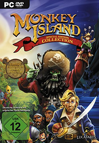 Monkey Island Special Edition Collection [Software Pyramide] [Edizione: Germania]