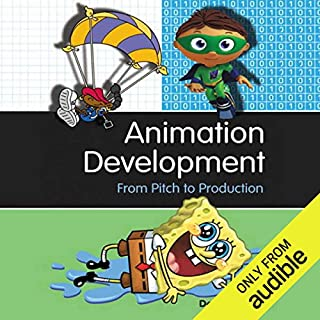 Animation Development audiobook cover art